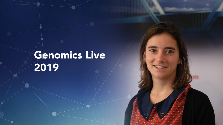 ENPICOM's presentation at the Genomics Live 2019 conference