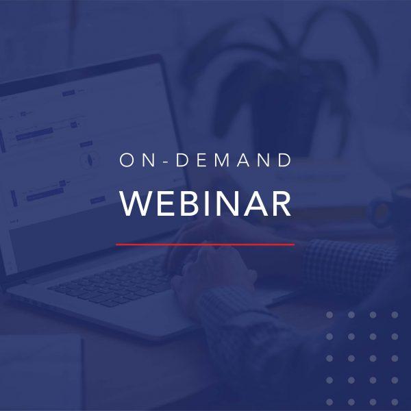 On-demand webinar ENPICOM