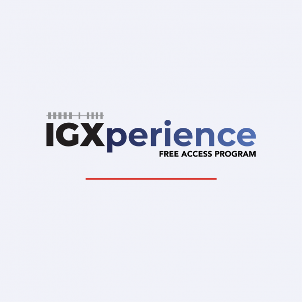 IGXperience banner