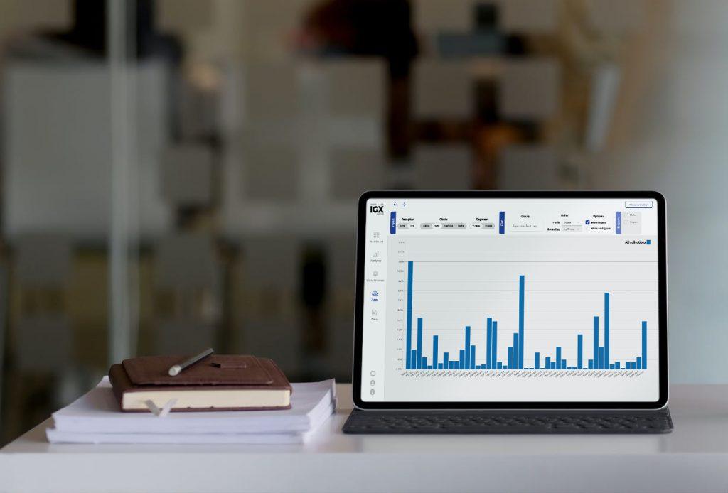 IGX Platform developed by ENPICOM